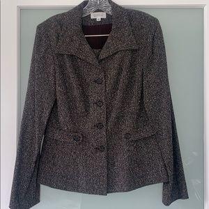 Barney's New York 2 piece skirt suit